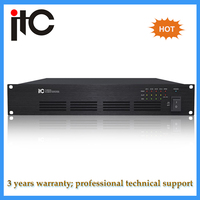 Hottest professional dual channel class d amplifier for pa system