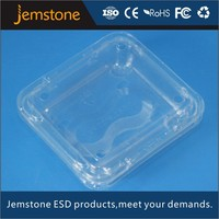 transparent plastic refrigerator packing box