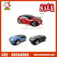 Sports car modelling appearance mouse Wireless mouse