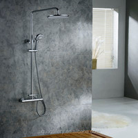 Exposed Bath & Shower Thermostatic Faucet