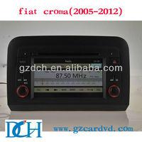 car radio dvd gps navigation system for fiat croma(2005-2012) WS-8729