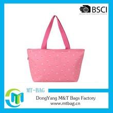 OEM Manufacturer Custom Cotton Shopping Bag Fashion Beach Bag Canvas Tote Bag