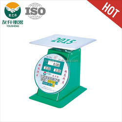 Heavy Duty electronic Weighing apparatus 30kg - stainless Color Digital Spring Scale with New Design ,CE big LCD / LED display