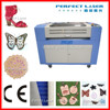 2015 New machinery desktop laser engraver acrylic/leather/paper/cloth good price CE