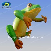 2012 attractive inflatable frog