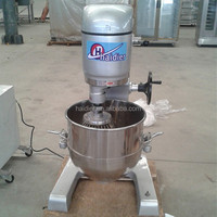 CE ISO bakery machine stainless steel automatic planetary mixer