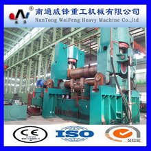 Top level best sell leaf spring eye rolling machine