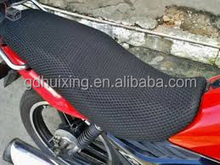 black 3D coo mesh motorcycle seat cover for motocross