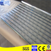 galvanized corrugated steel roof sheet laminas para techos de aluminio de zinc