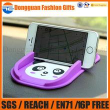 2014 new design temperature resistant silicone phone holder