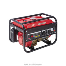 Factory Small Generator 6.5HP Engine Silent Portable CE approved for Home Use Cheap Petrol Generator