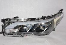 2014 Xenon Headlight Toyota Corolla with Bi Xenon Projector Lens