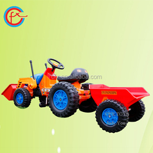 kid toy riding toys loader and trailer 413