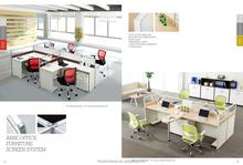 2015 hot sale modern furniture computer desk assembly instructions