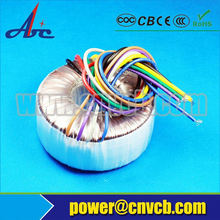 2015 hot selling products isolation transformer