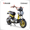 dongguan tailg CE approved PAS cheap scooter electric moped motorcycle for sales