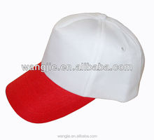 hat 2015 100% cotton twill promotional hat
