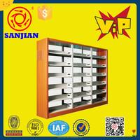 SJ-022 steel kids wrought iron book rack