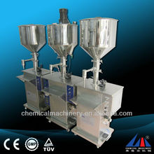 FLK high quality water washing filling capping machine, bottle washing filling capping machine, 5 gal washing filling capping m