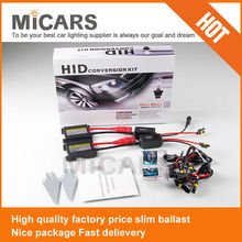 Made in China 12V 35w 55w AC slim HID ballast HID xenon kit for toyota