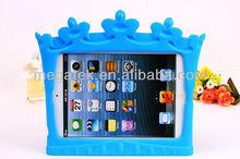 Tablet case cover Crown shockproof EVA case for ipad mini ,for ipad case for kids , for ipad mini case