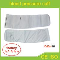 Medical Equipment automatic blood pressure monitoring machine cuff,bp upper arm cuff