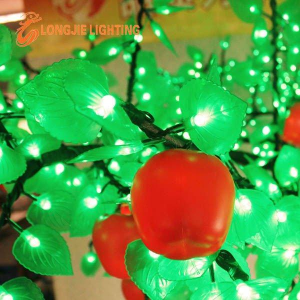 2288 led H: 3m Christmas decorate apple tree