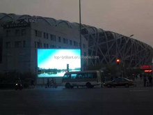 outdoor displays unit screen led pixel pitch 6mm 8mm 10mm 12mm 16mm 20mm 25mm