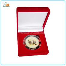 Custom made round souvenir coins