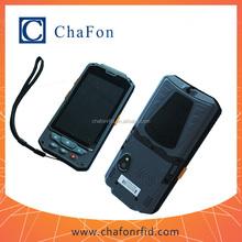 portable IP65 android 4.2 OS rfid handheld reader