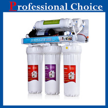 Auto flush type 5 stage rohs ro system water purification
