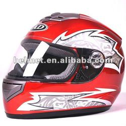 AD-179 cheap brand motorcycle/ custom full face motorcycle helmets/ helmet size