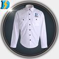 uniforme de electricista con 200 gsm de sarga de algodón o lona de algodón