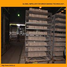 Ibrick brick making machine brick industry tunnel dryer design