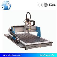 CE approval!! Advertising cnc router machine 6090 Intech cnc machine parts