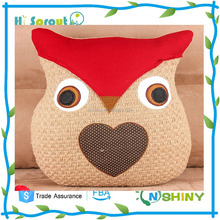 Funny and Adorable Infant Sleeping Pillow