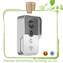 3g ip Video Door Phone, Smart Home wireless Video Door Phone camera