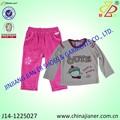 100% de algodón nuevos productos niño de venta al por mayor de ropa infantil de juegos