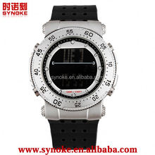 TOP 1 watches in alibaba leather watch silicone