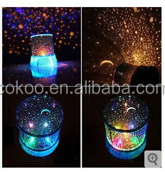 led Sky Star Projector lamp Master LED star night light wholesales Lamp for kids high quality
