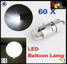 Novelty LED Light-up Balloon Light LED Inflatable Balloon Lamp for Wedding /Parties /Festival