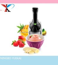Healthy Dessert Make/ New Way for Fruit Eating Fruit Ice Cream Maker