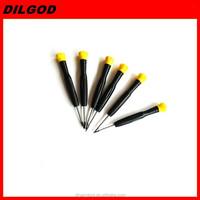 6pcs mini electrical precision magnetic screwdriver set repair watches tool