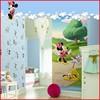 Classic Disney Design Non-woven Wallpaper for Kids Room