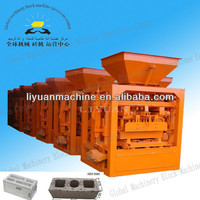 QTJ4-26 ghana products block making machine