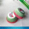 customized food grade cup cake paper tray