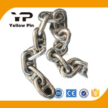 Stainless steel AISI304 316 Stud Flash Welding Link Strong Anchor Chain with High Work Load