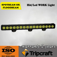 Wholesale 10W/pc cheap price Single row car 160w led light bars