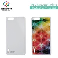 Custom Cell Phone Cover Case for Huawei Honor 6 Plus