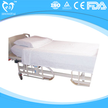 water absorbing disposable medical SPP non-woven bed sheet